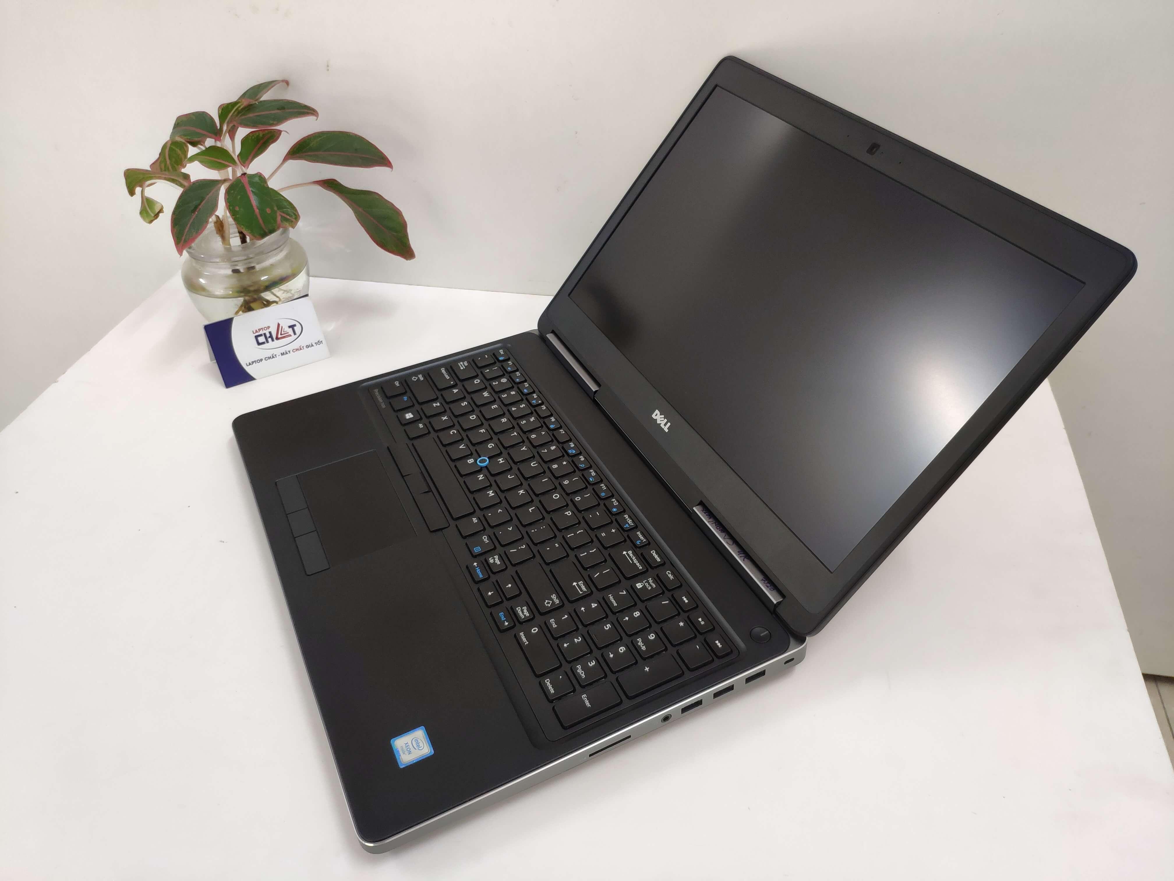 Dell Precision 7520 xeon-1