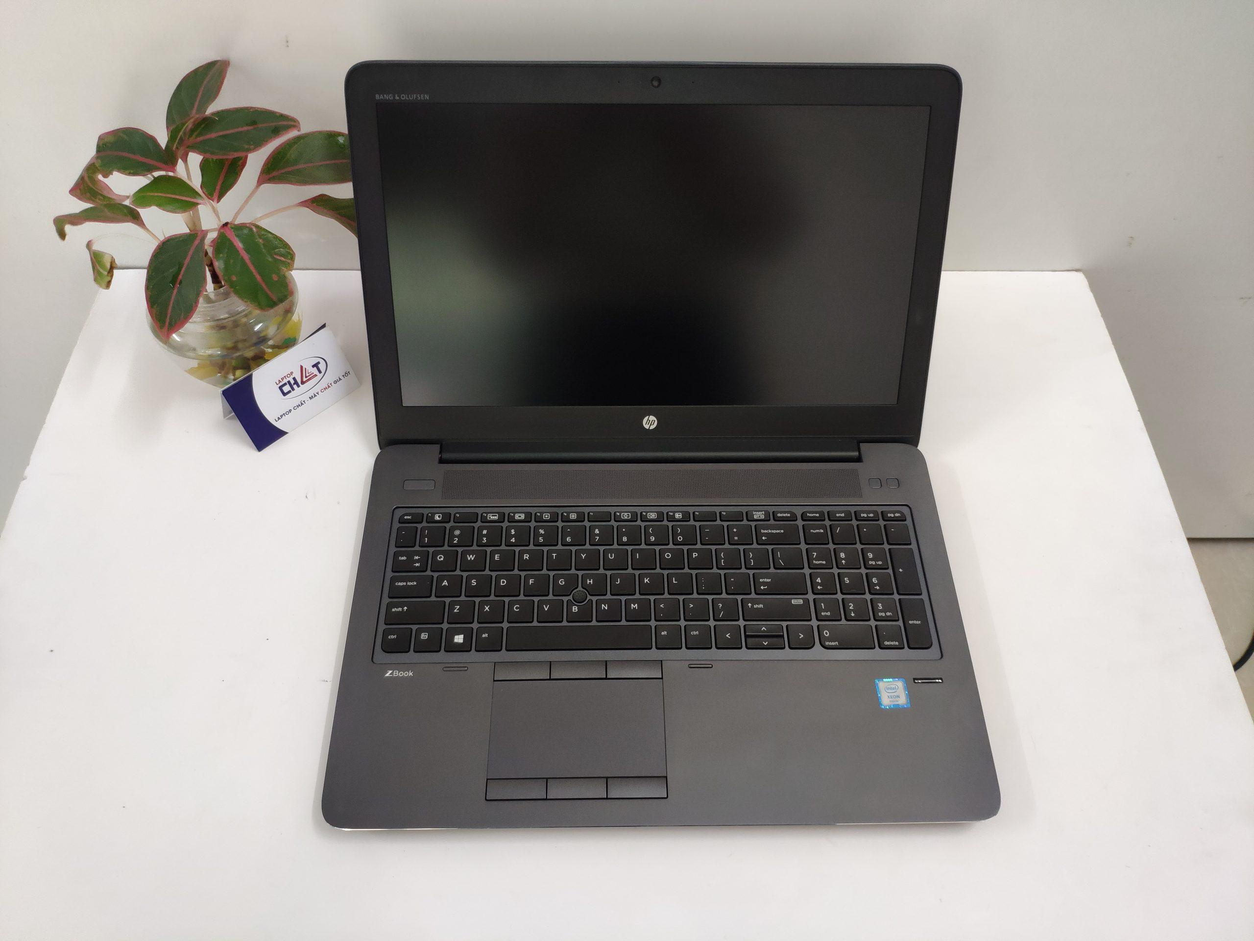 ZBook 15 G4 Xeon-1