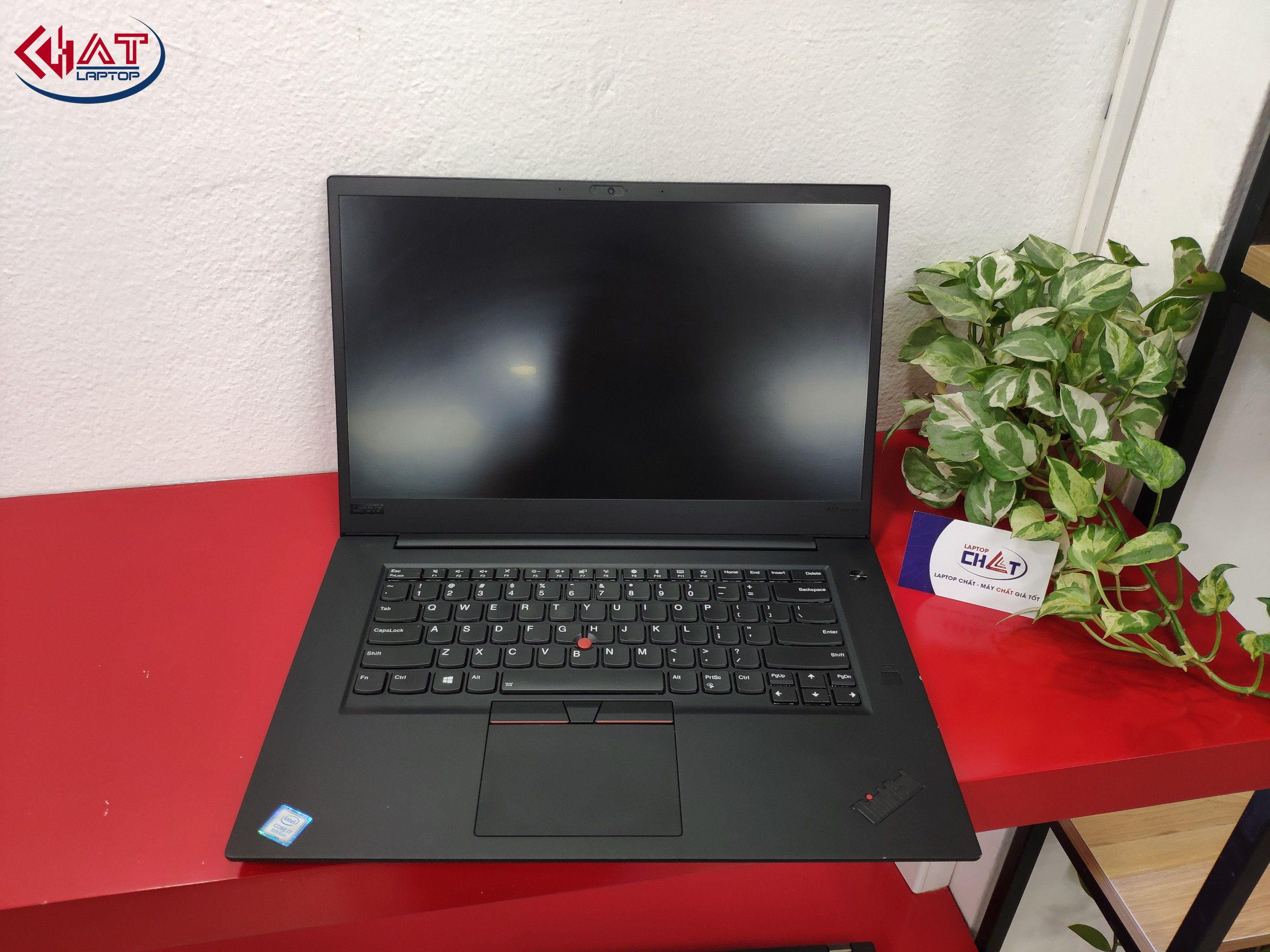 ThinkPad X1 Extreme Gen 1