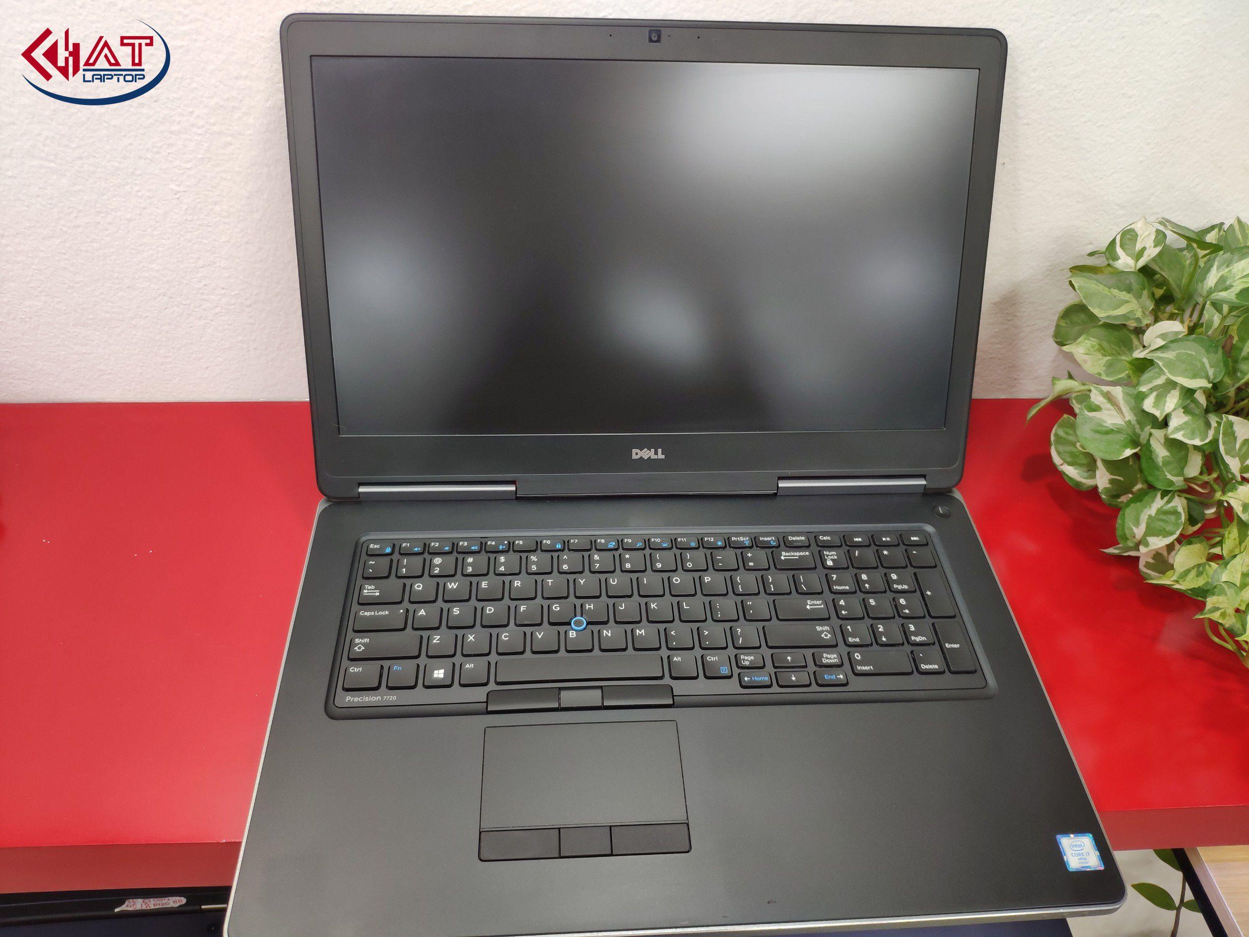 Dell Precision 7720-3